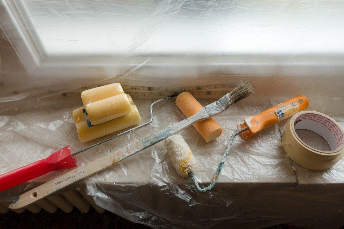 Planując odnowienie mieszkania wskazane jest uprzednio przygotować się do niego.